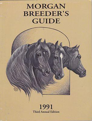 1991 Morgan Breeder's GuideNA, NA - Product Image