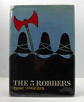 3 Robbers,TheUngerer, Tomi - Product Image