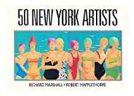 50 New York ArtistsMarshall, Richard, Robert Mapplethorpe - Product Image
