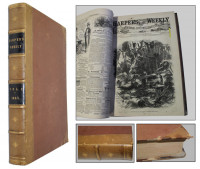 Harper's Weekly: A Journal of Civilization - Vol.7 - 1863 - Product Image