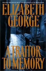 A Traitor to MemoryGeorge, Elizabeth - Product Image