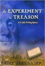 AN Experiment in Treason: A Sir John Fielding MysteryAlexander, Bruce - Product Image