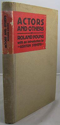 Actors and OthersYoung, Roland  - Product Image