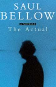 Actual, The Bellow, Saul - Product Image