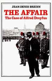 Affair The Case Of Alfred DreyfusBredin, Jean Denis - Product Image