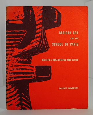 African Art and the School of ParisN/A - Product Image