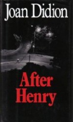 After Henryby: Didion, Joan - Product Image