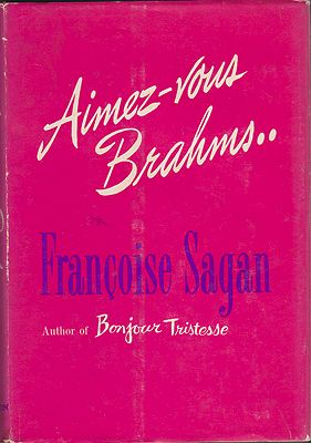 Aimez-Vous Brahms...Sagan, Francoise - Product Image
