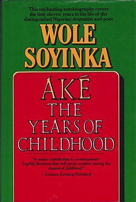 Ake: The Years of ChildhoodSoyinka, Wole - Product Image