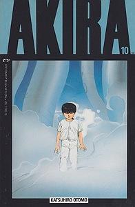 Akira Vol. 1 No. 10Otomo, Katsuhiro, Illust. by: Katsuhiro  Otomo - Product Image