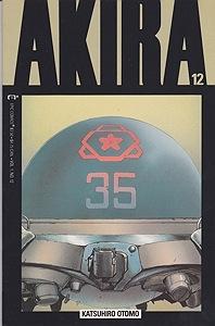 Akira Vol. 1 No. 12Otomo, Katsuhiro, Illust. by: Katsuhiro  Otomo - Product Image