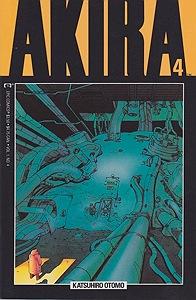 Akira Vol. 1 No. 4Otomo, Katsuhiro, Illust. by: Katsuhiro  Otomo - Product Image