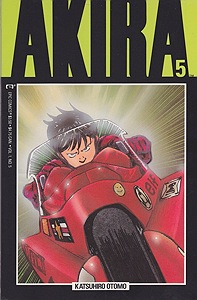 Akira Vol. 1 No. 5Otomo, Katsuhiro, Illust. by: Katsuhiro  Otomo - Product Image