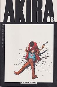 Akira Vol. 1 No. 6Otomo, Katsuhiro, Illust. by: Katsuhiro  Otomo - Product Image