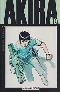 Akira Vol. 1 No. 8Otomo, Katsuhiro, Illust. by: Katsuhiro  Otomo - Product Image