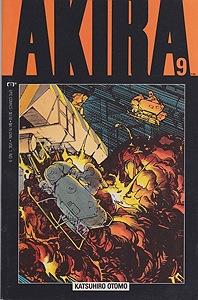 Akira Vol. 1 No. 9Otomo, Katsuhiro, Illust. by: Katsuhiro  Otomo - Product Image