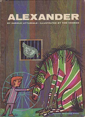 AlexanderLittledale, Harold, Illust. by: Tom  Vroman - Product Image