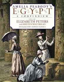 Amelia Peabody's Egypt: A CompendiumPeters, Elizabeth  - Product Image