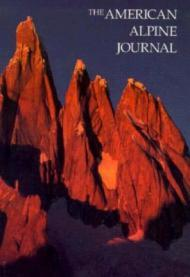 American Alpine Journal: 1988N/A - Product Image