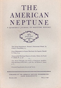 American Neptune: A Quarterly Journal of Maritime History Volume 24 No. 1-4 1964 (4 Issues)Dodge(Ed.), Ernest S. - Product Image