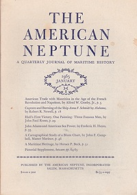 American Neptune: A Quarterly Journal of Maritime History Volume 25 No. 1-4 1965 (4 Issues)Dodge(Ed.), Ernest S. - Product Image