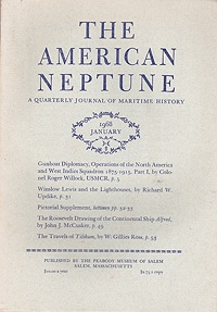 American Neptune: A Quarterly Journal of Maritime History Volume 28 No. 1-4 1968 (4 Issues)Dodge (Ed.), Ernest S. - Product Image