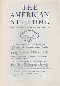 American Neptune: A Quarterly Journal of Maritime History Volume 31 No. 1-4 1971 (4 Issues)Dodge(Ed.), Ernest S. - Product Image