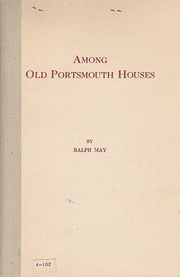 Among Old Portsmouth HousesMay, Ralph - Product Image