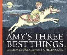 Amy's Three Best ThingsPearce, Philippa, Illust. by: Helen Craig - Product Image