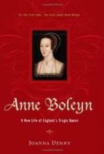 Anne Boleyn: A New Life of England's Tragic Queenby: Denny, Joanna - Product Image