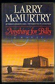 Anything for BillyMcMurtry, Larry - Product Image