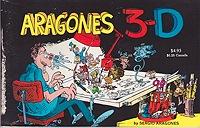 Aragones 3-DAragones, Sergio, Illust. by: Sergio  Aragones - Product Image