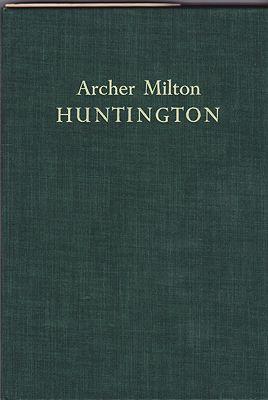 Archer Milton HuntingtonProske, Beatrice Gilman - Product Image