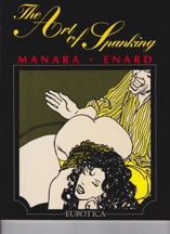 Art of Spanking, TheManara, Milo and Enard, Illust. by: Milo Manara - Product Image