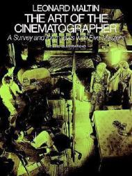 Art of the Cinematographer, The Maltin, Leonard - Product Image