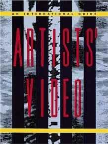 Artists' Video: An International GuideZippay, Lori (editor) - Product Image