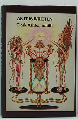 As It Is WrittenSmith, Clark Ashton, Illust. by: R. J.  Krupowicz - Product Image