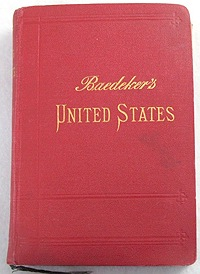 Baedeker's United States with an Excursion Into Mexico, TheBaedeker, Karl - Product Image