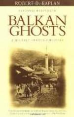 Balkan Ghosts: A Journey Through Historyby: Kaplan, Robert D. - Product Image