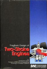 Basic Design of Two Stroke Engines, The by: Blair, Gordon P. - Product Image