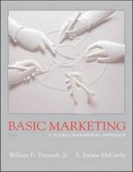 Basic Marketing: A Globalmanagerial Approachby: Perreault Jr., William D. - Product Image