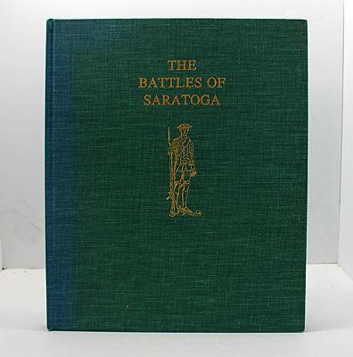 Battles of Saratoga, TheElting, John R. - Product Image