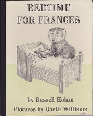 Bedtime for FrancesHoban, Russell , Illust. by: Garth  Williams - Product Image