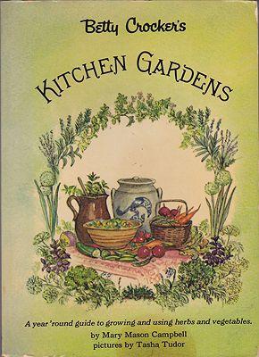 Betty Crocker's Kitchen GardensCampbell, Mary Mason - Product Image