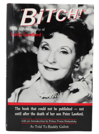 Bitch!: The Autobiography of Lady Lawfordby: Lawford, Mary S. - Product Image