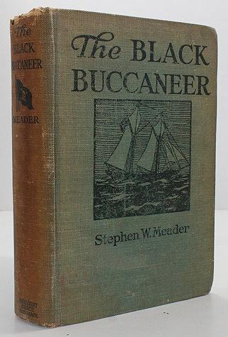 Black Buccaneer, TheMeader, Stephen W. , Illust. by: Stephen W. Meader - Product Image