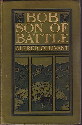 Bob: Son of BattleOllivant, Alfred, Illust. by: A. Radclyffe Dugmore - Product Image