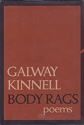 Body Rags: Poems (SIGNED)Kinnell, Galway - Product Image