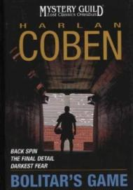 Bolitar's Game (Back Spin, The Final Detail, Darkest Fear) (Book Club Edition)Coben, Harlan - Product Image