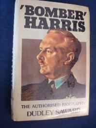 Bomber HARRIS: THE STORY OF THE MARSHAL OF THE ROYAL AIR FORCESaward, Dudley - Product Image